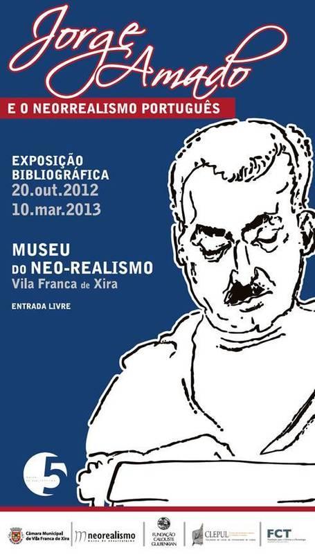 Exposição «Jorge Amado e o Neorrealismo Português» - Museo do Neo-Realismo | Vila Franca de Xira | Scoop.it