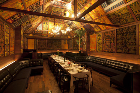 Elegantly Designed Private Party Rooms in NYC | Best Restaurants in Union Square NYC | Scoop.it