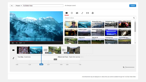 How to Edit Videos In Your Browser With YouTube's Built-in App - Gizmodo | Meeting, Learning, and Collaboration | Scoop.it