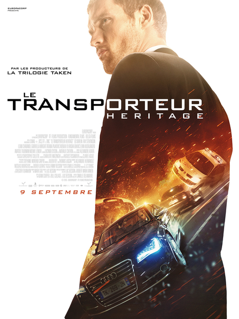 Le Transporteur: Héritage (Bande-Annonce VOSTF + VF)   Actualités   Scoop.it