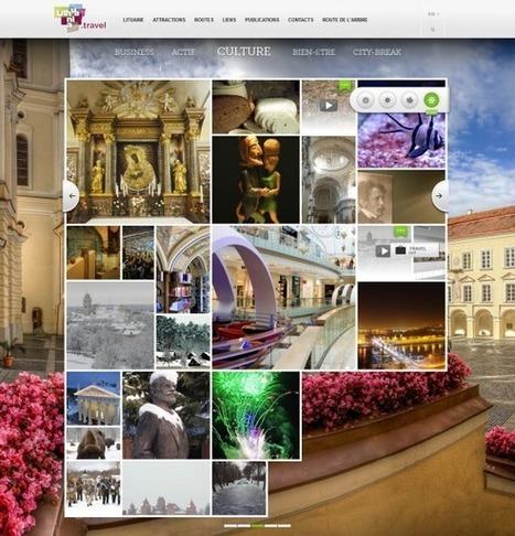 Nouveaux sites web de destinations touristiques (Février 2014) | Digital Stacks | Scoop.it