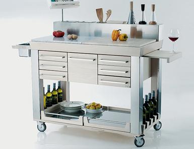 Kitchen Trolleys – Essential Modular Kitchen Furniture | Breaking news on today newspaper - Indian Economy Report | Scoop.it