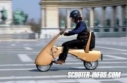 Moveo : le scooter électrique pliable hongrois | La moto au quotidien | Scoop.it