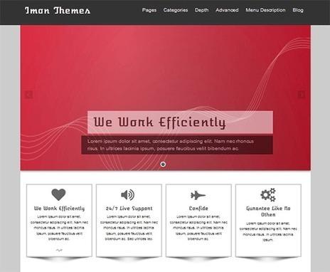I migliori temi Wordpress free per il tuo Business | wordpressmania | Scoop.it