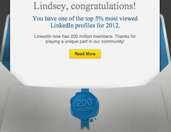 Part of the LinkedIn elite? You and 10 million others. - Need to know ... | Branding a Brand | Scoop.it