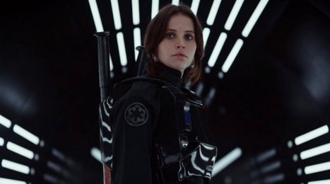 Disney reportedly unhappy with Rogue One: A Star Wars Story   Sci-Fi Talk   Scoop.it