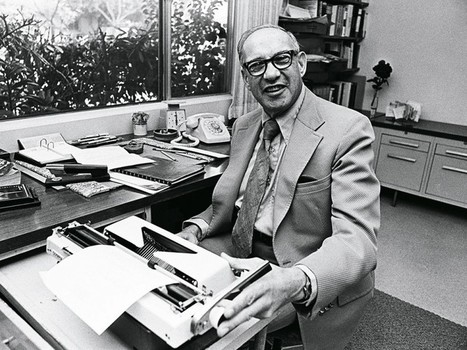 A history of Peter Drucker and his impact on management theory | WorkLife | Scoop.it