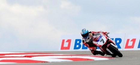 Matador Checa in favourite Miller arena | Worldsbk.com | Ductalk Ducati News | Scoop.it