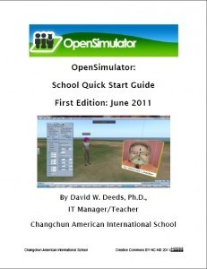Educator pens OpenSim guide | Edmedia 2011 | Scoop.it