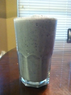 Delicious Clean BlueberrySmoothie   My Real Food Family - Nutrition and Wellness   Scoop.it