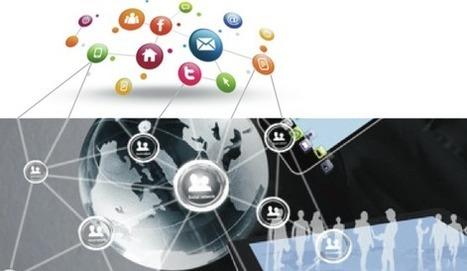 La présence digitale RH des sociétés du CAC 40 | web digital strategy | Scoop.it
