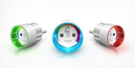 Fibaro présente la prise Z-Wave la plus petite du monde | Maison et ... | Soho et e-House : Vie numérique familiale | Scoop.it