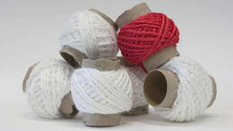 Slaughterhouse waste could be made into yarn | Sustainable Futures | Scoop.it