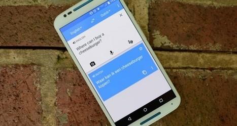 Le luxembourgeois arrive sur Google Traduction | Translation Automation | Scoop.it
