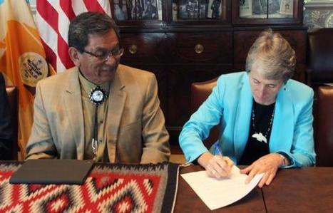 Obama Administration Gives Historic Control of Education System to Navajo Nation | digital divide information | Scoop.it