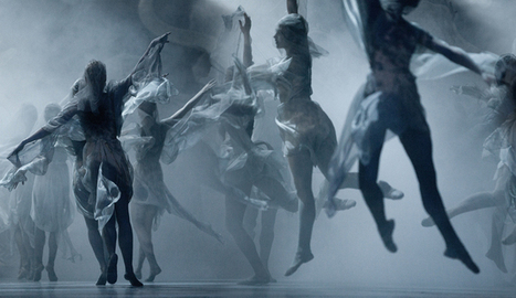 Emotive 'Essence of Ballet' Series Explores Storytelling Through Digital Manipulation | Remake | Scoop.it