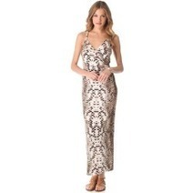 Sale Mara Hoffman Snake Cover Up Maxi Dress sale | A-store | Scoop.it