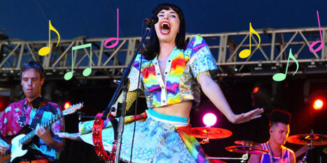 Kimbra reveals how musicians really make money these days - Music Weekly Asia | Infos sur le milieu musical international | Scoop.it
