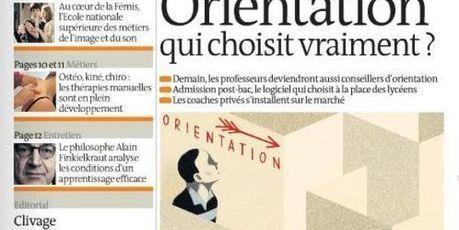 Orientation scolaire : qui choisit vraiment ? | chimie et société Bretagne | Scoop.it