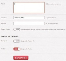 15 Ways to Build Your SEO with Pinterest | Pinterest | Scoop.it