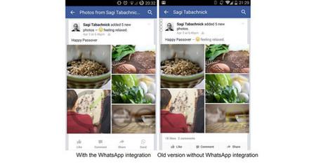 Facebook è ormai pronta ad integrare WhatsApp sulla timeline | Social Network & Web | Scoop.it