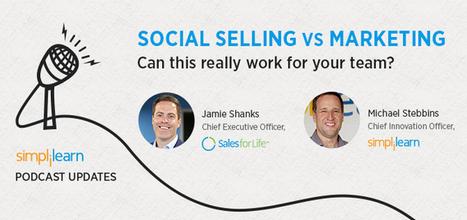 Social Selling VS Marketing - Which works better? | Nova Scotia Internet Marketing | Scoop.it