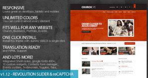 ChurcHope - Responsive WordPress Theme ver 2.1 | Wordpress Themes | Scoop.it