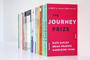The Writers' Trust of Canada - Journey Prize Finalists (Sept-15-16) | Pure Poetry | Scoop.it