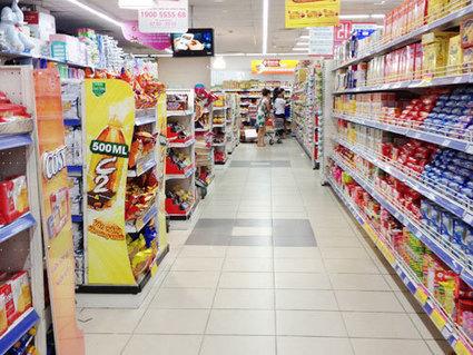 Cách sử dụng giá kệ siêu thị đúng cách | vemaybaygiare | Scoop.it