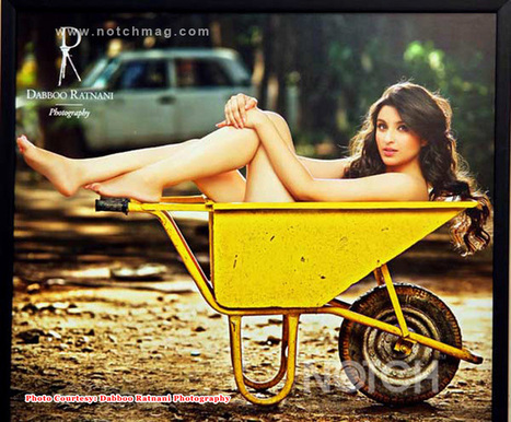 Parineeti Chopra goes topless after Alia Bhatt For Dabboo Ratnani's 2014 calender | Bollywood Celebrities News, Photos and Gossips | Scoop.it