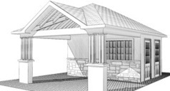Custom Outdoor Structure Services | Cedar Wood Structures Inc | Scoop.it