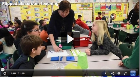 Video: Flipped classroom teaching | Screencasting & Flipping for Online Learning | Scoop.it