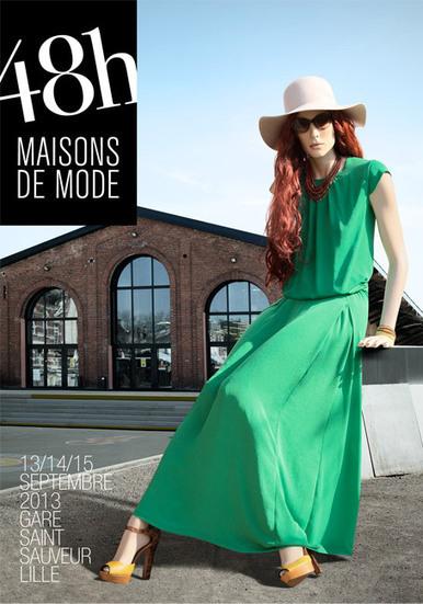 48 H Maison de mode : La fashion week lilloise ? | L'Entre-Deux par ... | Mode & Fashion | Scoop.it