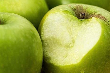 Croquez la pomme en récupération et en prévention de la blessure !   Webmarketing-social media   Scoop.it