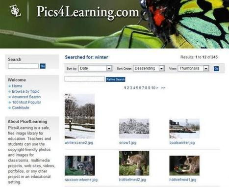 Four Creative Commons Photo Sites You Should KnowAbout | Teacher-Librarian | Scoop.it