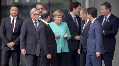 In Japan findet Merkel zu sich selbst zurück und kann die Scheisse in Deutschland mal vergessen | 24breakingnews.net | Scoop.it