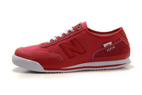 Womens new balance AJJ AJJRW Red White Shoes | new style | Scoop.it