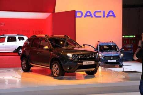 Les ventes de Renault tractées par Dacia | Actualités carrosserie et automobile | Scoop.it