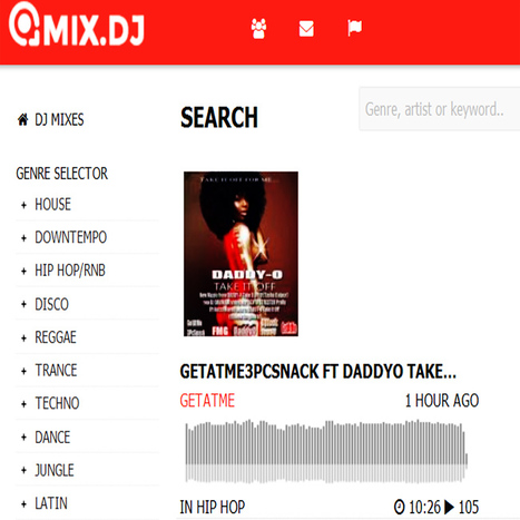 GetAtMe The new GetAtMe3PcSnack ft DaddyO_FMG TAKE IT OFF did over 100 plays in 1 hr... #HearsTheReceipts   GetAtMe   Scoop.it