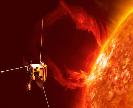 Daring Solar Mission Will Get Hot Enough To Cook Hot Dogs : Discovery News | Astronomy Domain | Scoop.it