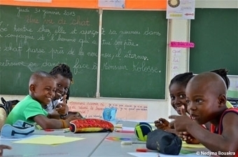 « En Guyane : l'école au gré des langues » - Langue - France Culture, Sur les Docks, 20 mars 2014   Radio et immigration   Scoop.it