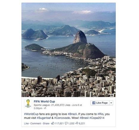 Facebook fait évoluer son système d'intégration de publicationDescary.com | Médias et réseaux sociaux | Scoop.it