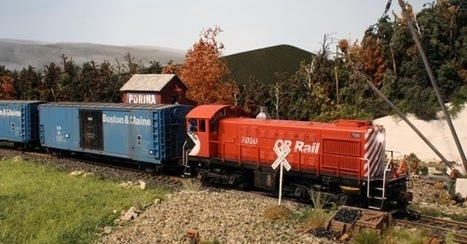 White River Division: CP - Bachmann S-2 | Model Railroading | Scoop.it