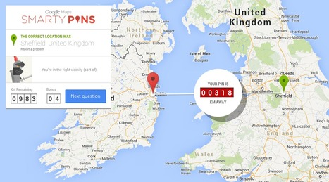 Google Maps Smarty Pins | Journalisme graphique | Scoop.it