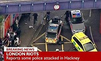 London rioters are not 'protesters', admits BBC | Les émeutes de Londres, 2011 | Scoop.it