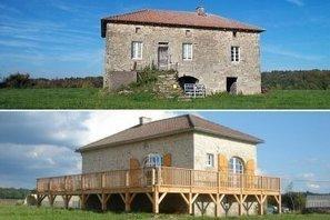 Avant/après : 15 maisons rénovées par les lecteurs | technologie 5ème | Scoop.it