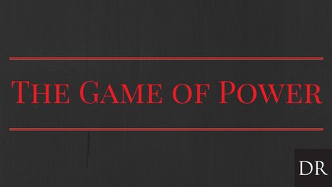 The Game of Power - The Daily Reckoning | Gold and What Moves it. | Scoop.it