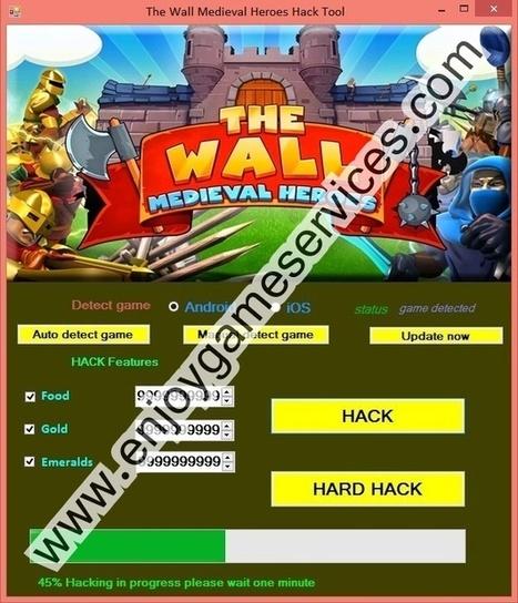 The Wall Medieval Heroes Hack Tool | game | Scoop.it