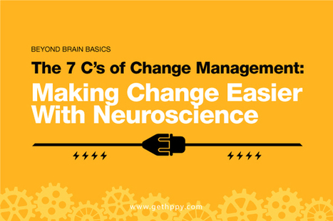 The 7 C's of Change Management: Making Change Easier With Neuroscience | Happiness At Work - Hppy Scoop | Scoop.it