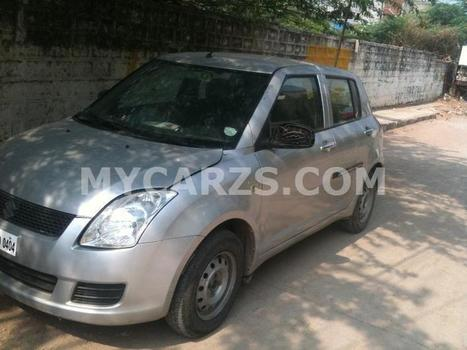 MARUTI SUZUKI SWIFT silver,2009 in Hyderabad | Buy or sell used cars in online | Scoop.it